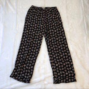 Eberjey x rebecca taylor lou pajama pants pj small